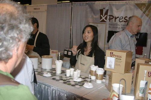 XPress Lid by Smart Cup Presented @ 2010 SCAA