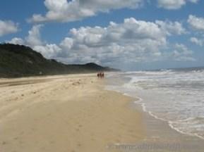 Fraser's long beach