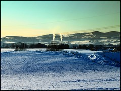 Allgaeu 2010 Januar Schnee 1