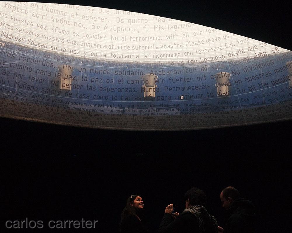 Memorial 11-M (Madrid-Atocha)