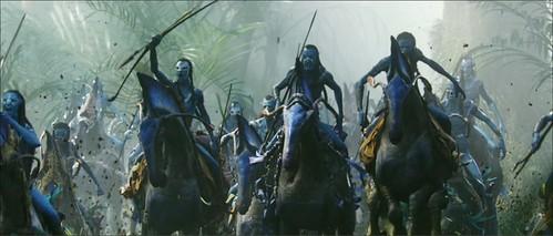 Avatar - Na'vi tribe