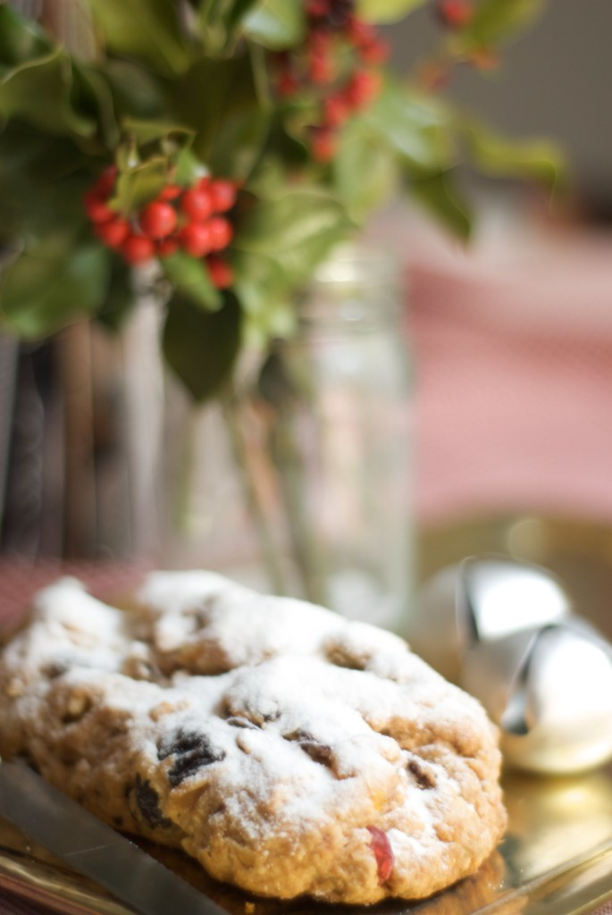 Pan de Navidad - stollen