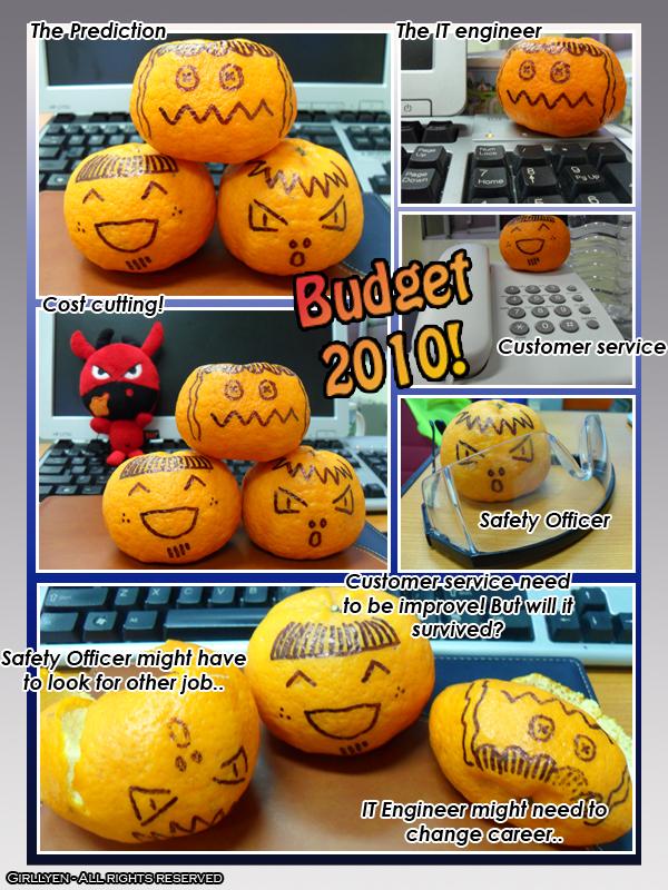 Budget!