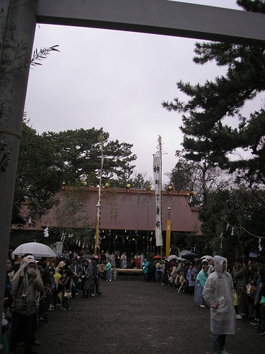 Akumi Kanbe Shinmeisha Shrine, Toyohashi
