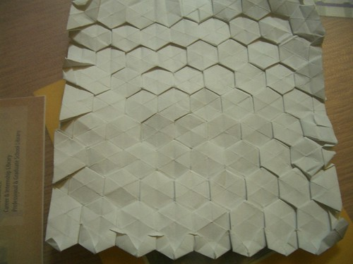 Spread Hexagon Tessellation