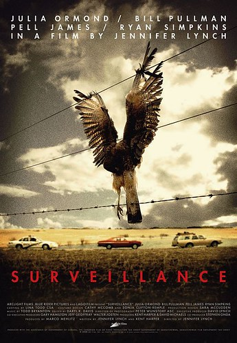 Surveillance (2008) poster 3