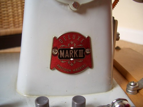 Novum Mark 3 Sewing Machine