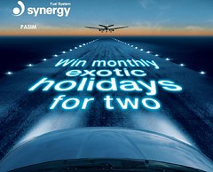 Esso Mobil Win Monthly Exotic Holidays Contest
