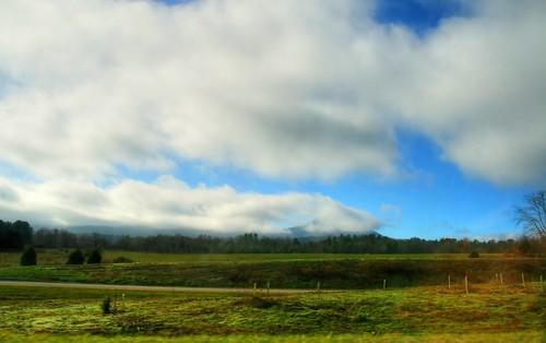 A Big Cloud Day