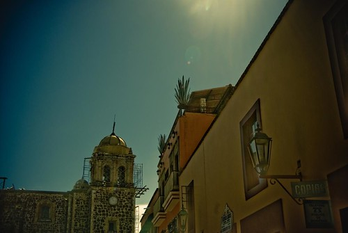 Torre Templo Tequila