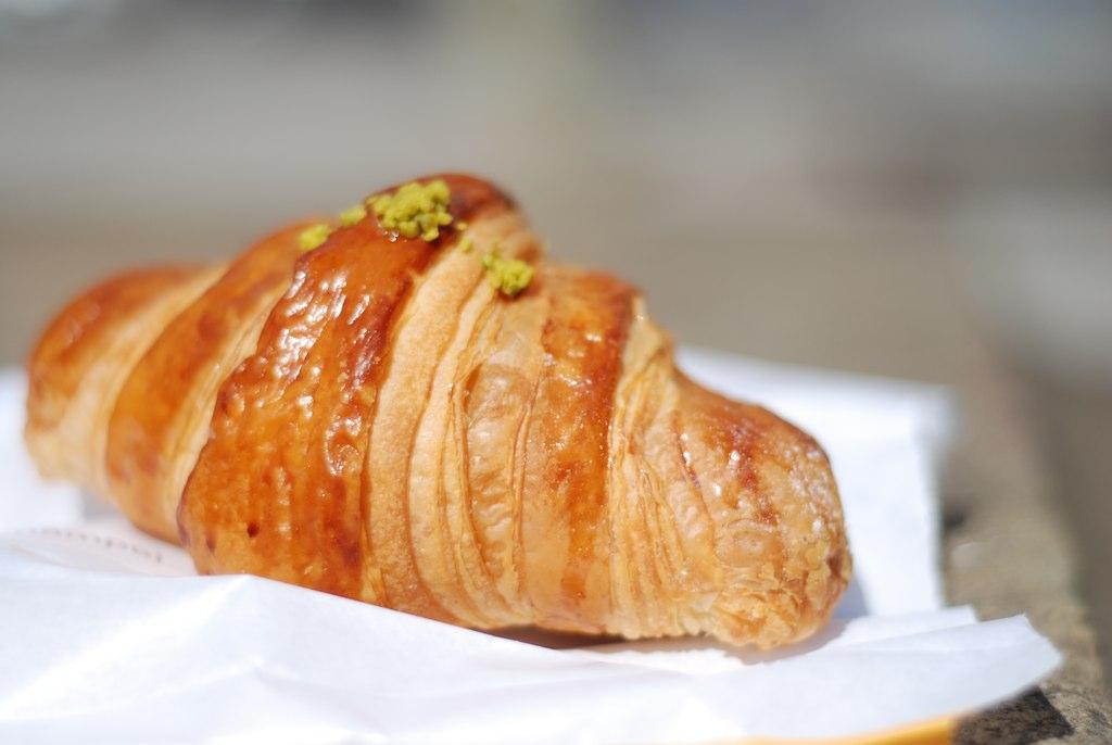 Bubo · Croissant de Chocolate