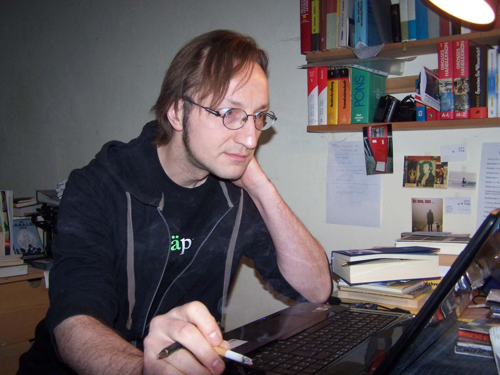 Sehwolf bei der Arbeit, 2009