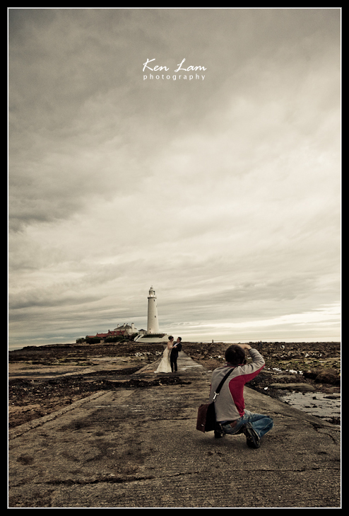 Viridis & Francis - Pre-wedding/Engagement photoshoot in Newcastle