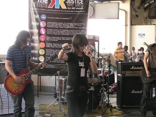 Playphonics at Rock the Riles 09