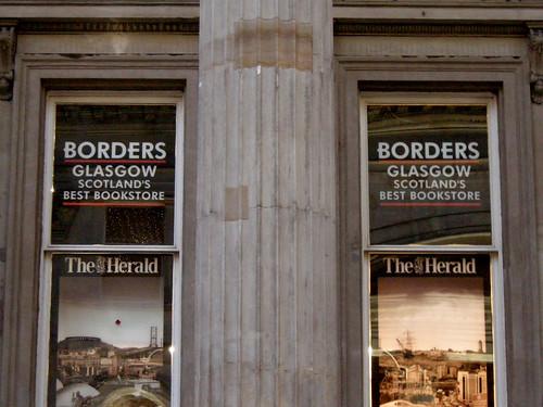 Borders, Glasgow