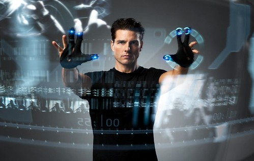 "Tom Cruise ""Minority Report"""