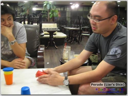 BGC Meetup - Perudo (Liar's Dice)