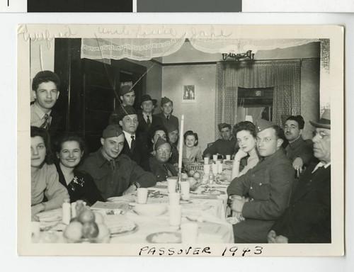 Wartime Seder