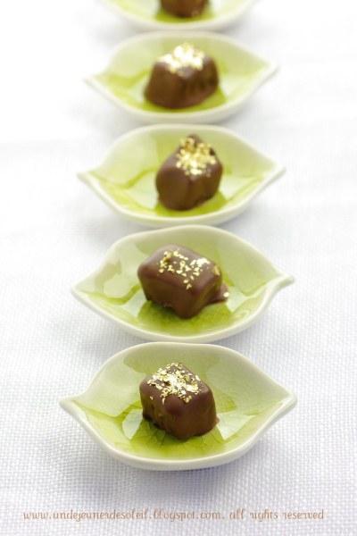 Chocolats earl grey
