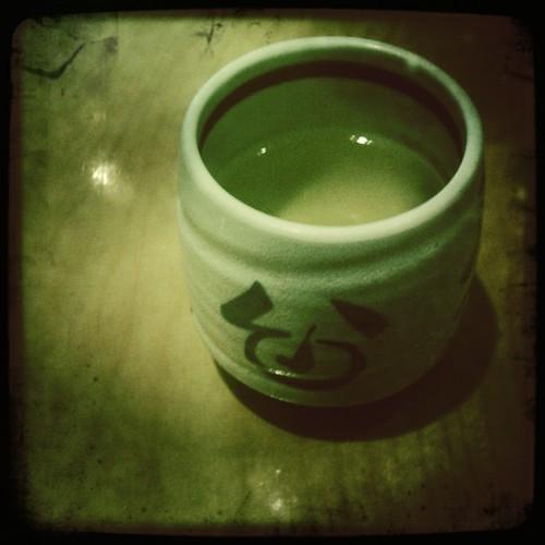 Green tea is a lifesaver