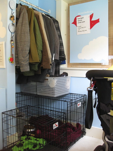 Coats & Crates