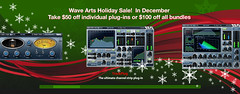 Wave Arts Holiday Sale