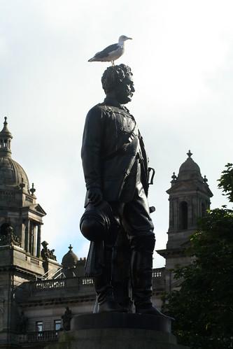 20090920 Glasgow 02 George Sq. 29