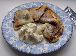 Crêpes for Pancake Day