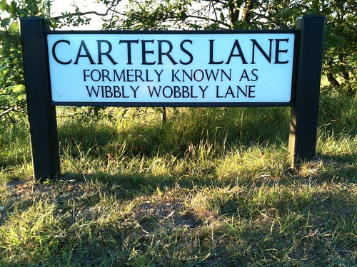 *Surely* the best road name in the history of roads.