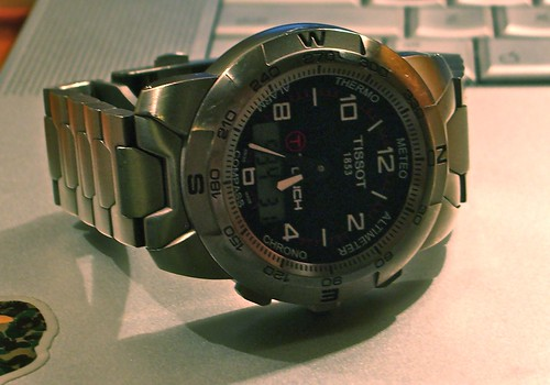 Old Tissot T-Touch