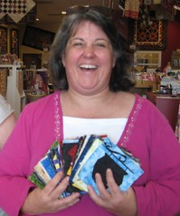 Dianne, owner of Honey Bee