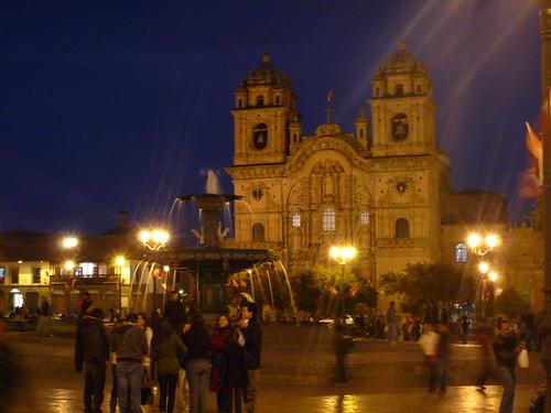 Plaza de Armas del Cuzco