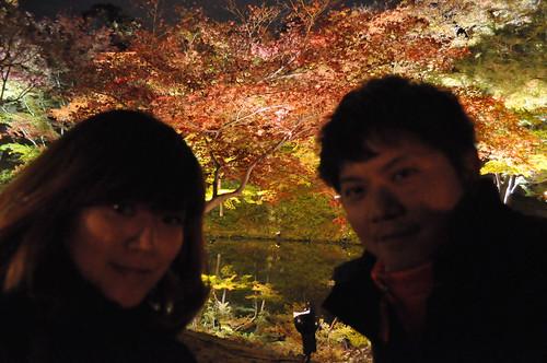 [Kyoto/Day2]相當困難的自拍!!