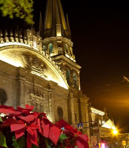 Noche Buenas, Catedral Guadalajara