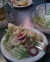 Green Lantern Lounge - Greek Salad