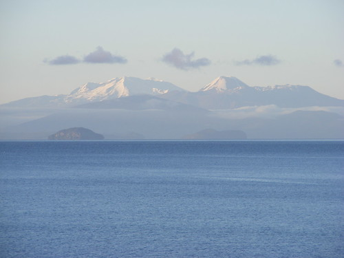 Lake Taupo's Volcanoes
