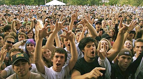 Concerts at Marymoor, Slightly Stoopid, Ozomatli & G love
