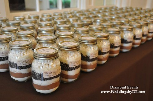 Hot Chocolate Mix Wedding Favors