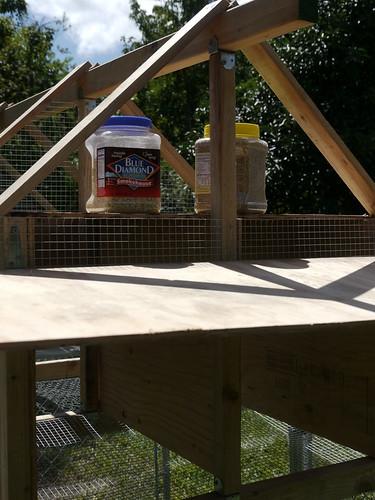Chicken Coop (detail)