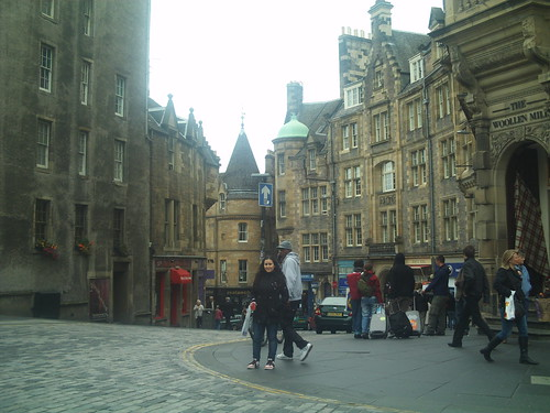 20090918 Edinburgh 10 Royal Mile 66