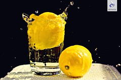 Lemon water argggg