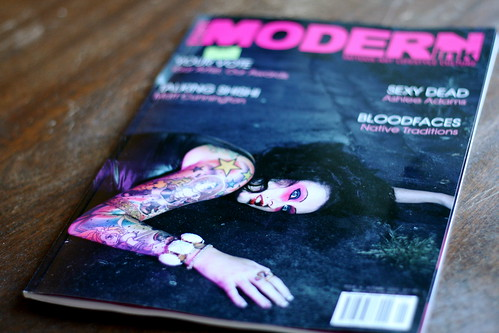 Post Modern Ink issue 5