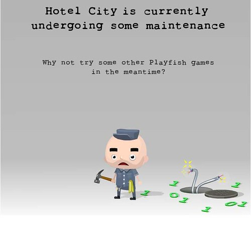 HotelCity_Maintenance