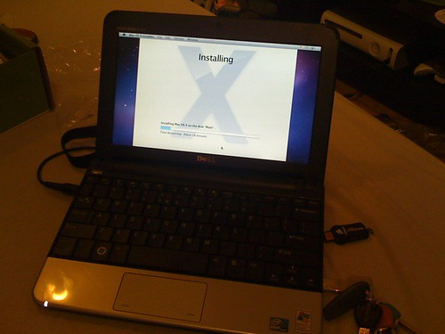 Installing OSX