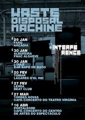 flyer Waste Disposal Machine tour