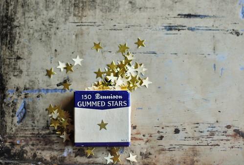 Gold Stars  :  Flickr