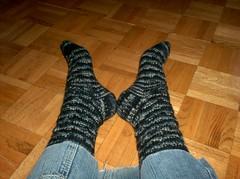 Rocky Butte Socks - Complete