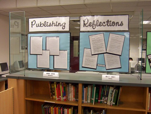 Writing Assignment - Publishing / Reflections