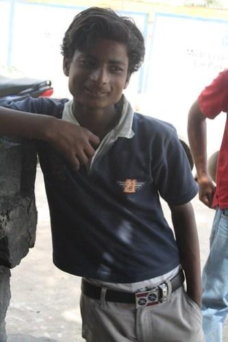 Mission Delhi - Muhammad Waseem, Near Barakhamba!