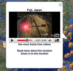 Official NORAD Santa Tracker Video
